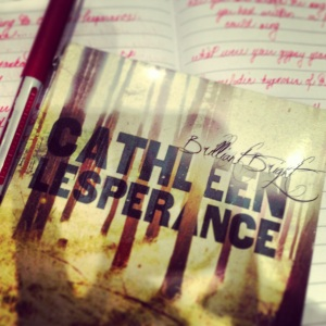 cathleen lesperance ... a soundtrack for slowing down.