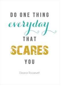 eleanor roosevelt quote_Bravery
